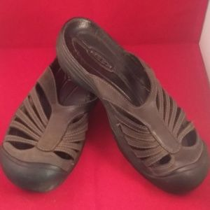 """KEEN FOOTWEAR Black MEN Sandals """"Size 10"""""""
